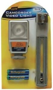 PJ30V HXR-MC50U Camcroder PJ50V PJ10 TD10 3-Watt Camcorder Video Light For The Sony NEX-VG10 DCR-SX45 HDR-CX700V