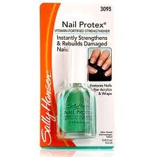 Sally Hansen Nail Protex Vitamin-Fortified Strengthener - 0.45 oz