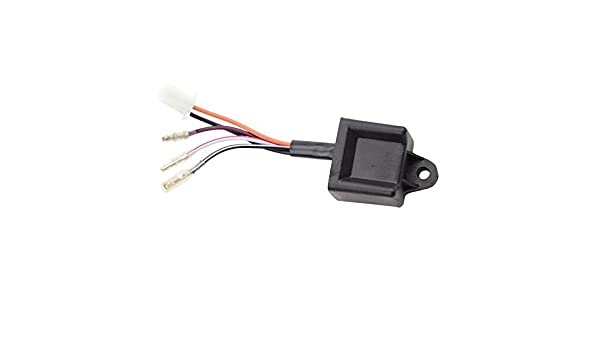 Lumix GC Performance Ignition Coil Module For DINLI 50CC 90CC 110CC Dino Beast Diamond Back Atv Quad