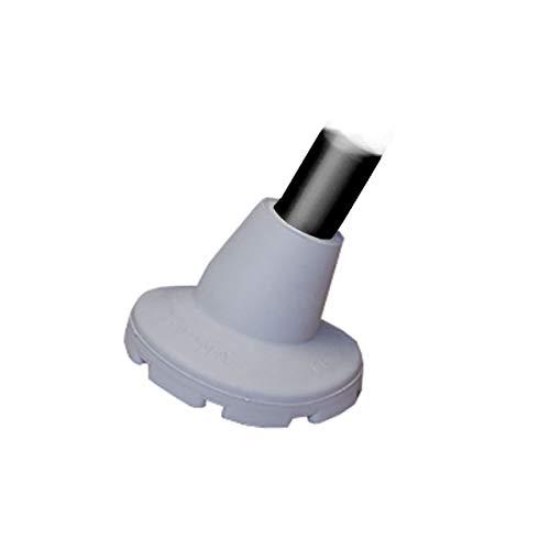 KMINA - Muletas adulto regulables aluminio, Muletas ortopédicas, Muletas ergonomicas, Muletas adulto acolchadas, Muleta COMFORT PLUS Pack de 2 ...
