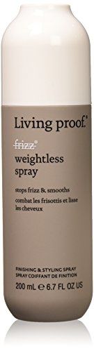 LIVING PROOF No Frizz Weightless Styling Spray, 6.7 Ounce