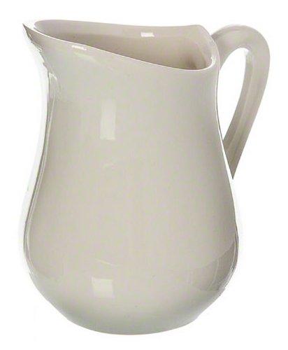 - American Metalcraft (PBC45) 4 oz Porcelain Creamer