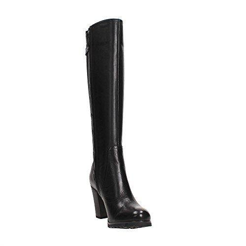Botas para mujer, color Negro , marca GEOX, modelo Botas Para Mujer GEOX D KALI B Negro Negro