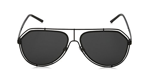 DG2176 Sonnenbrille Dolce Gabbana Black amp; qtwqHvzX