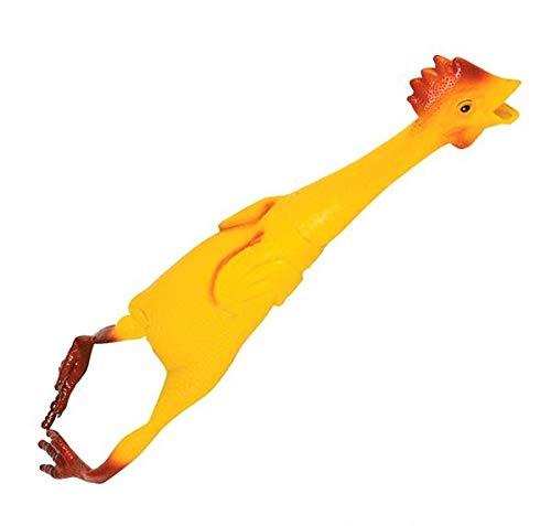 Rhode Island Novelty 21 Rubber Chicken [Toy]