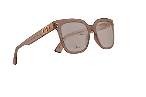 Christian Dior DiorCD1 Eyeglasses 50-20-145 Nude w/Demo Clear Lens FWM CD 1 CD1