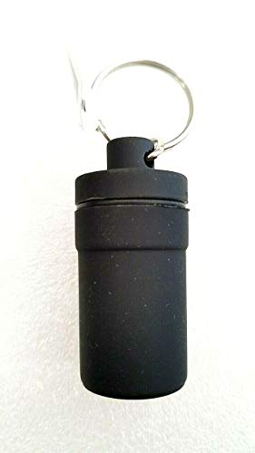 Keychain Plastic Assorted Color Black product image