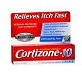 Cortizone 10 Maximum Strength Anti-Itch Creme , 1