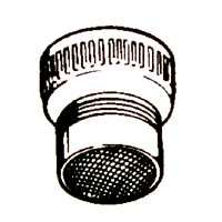 Plumb Pak PP800-17 Faucet Aerator for Laundry and Garden Hose