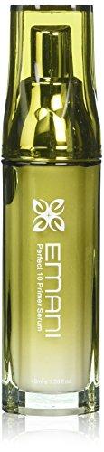 EMANI Vegan Cosmetics Perfect10 Primer Serum, 1.35 Fluid Ounce by Emani Vegan Cosmetics