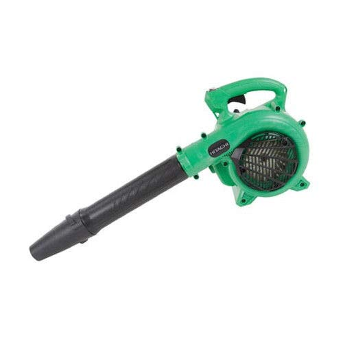 Hitachi RB24EAP Gas Powered Leaf Blower, Handheld, Lightweight, 23.9cc 2 Cycle Engine, Class Leading 441 CFM, 170 MPH, Commercial Grade, 7 Year Warranty