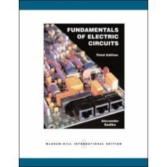 Fundamentals of Electric Circuits by Alexander (2007-05-03)