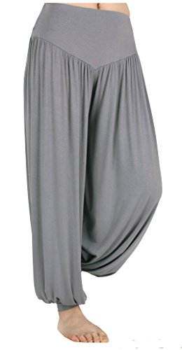 Womens Palazzo Bloomers Baggy Pants product image