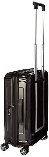 Samsonite NeoPulse HS Hardside 20 Carry-On Spinner (METALLIC SILVER)