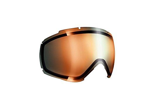 Cébé R/L Ridge Otg Ecran de Remplacement pour Masque de Ski Mixte Adulte R/l Ridge Otg Orange Flash Mirror