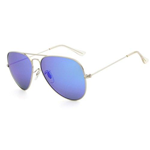Gafas Gafas Sol Gafas Moda 6 Color de Sol ZYXCC Gafas Colores gelatina Mujer de Color de de Ocho de Clásico Sol de Sol de 5 de YANJING dfaxwXZEqf