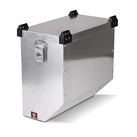 Maleta Lateral de Aluminio para Motos para Honda Africa Twin XRV 650/750 Bagtecs Atlas