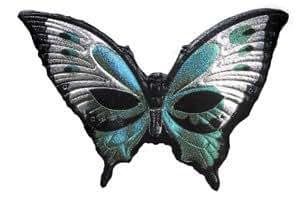 Cesar - Máscara de mariposa para disfraz para mujer a partir de 18 años (E100859)