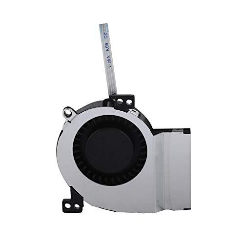 (ASHATA Internal Cooling Fan, Inner Cooler Fan Replacement for PS2 Slim 90000 Repair Part)
