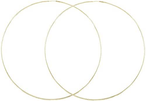 Very Thin Endless Hoops