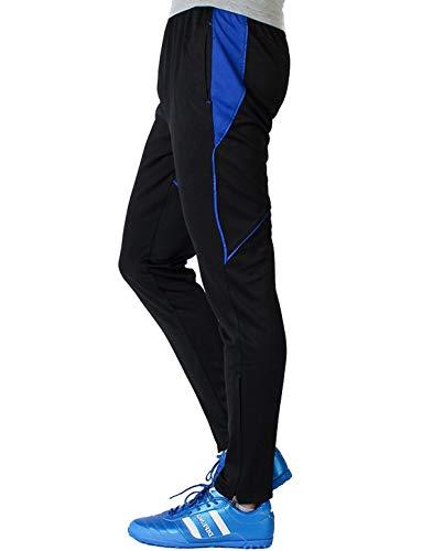 GEEK LIGHTING Performance Men's Training Pant Blue US Large/Label 3X-Large
