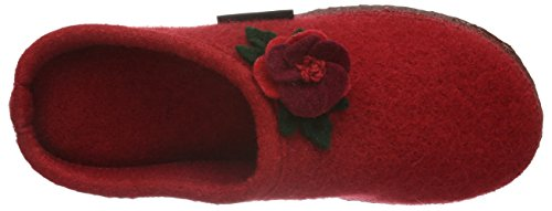 Top Low Rot 362 Red Kirsche Slippers WoMen Neuweiler Giesswein CtExRzq