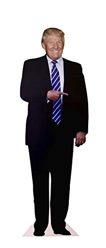 aahs!! Engraving President Donald Trump Buddy Life Size