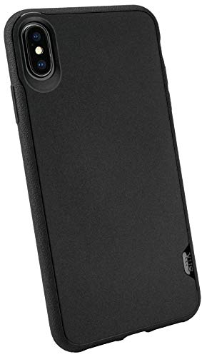 Silk iPhone Xs Max Slim Case - Kung Fu Grip [Lightweight + Protective] Thin Cover for Apple iPhone 10S Max - Black Tie Affair