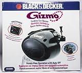 Black & Decker Spacemaker Cordless Can Opener Gizmo EM200B Black