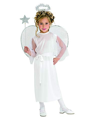 Haunted House Child's Angel Costume, -