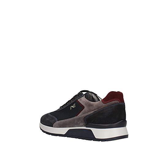 A800468U Nero Nero Giardini Sneakers Giardini Giardini Sneakers Nero A800468U Homme Homme Uw4t7