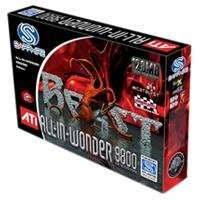 Sapphire ATI Radeon 9800 SE AiW High Speed Gold Edition Graphics