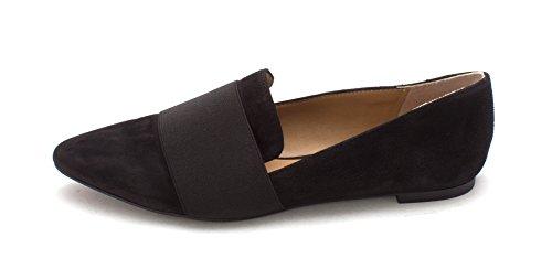 Sarto Leather Mules su Pointed Franco Black Toe Scranton Womens tRYPU