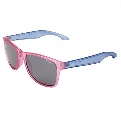 O'Neill Shore 172 Square Sunglasses, Matte Pink & Blue, 54 - Neill Sunglasses O