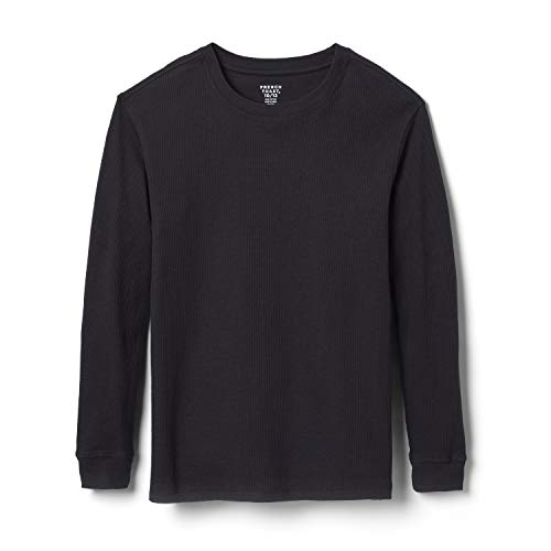 French Toast Boys' Solid Thermal