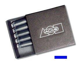 Acme Refills Blue Fountain Pen Cartridge - AC-PREFCARTBL