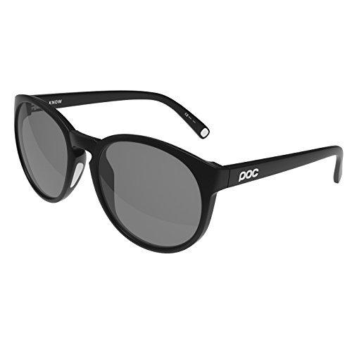 POC Know Sunglasses, Uranium Black/Hydrogen White, One - Sunglasses Poc