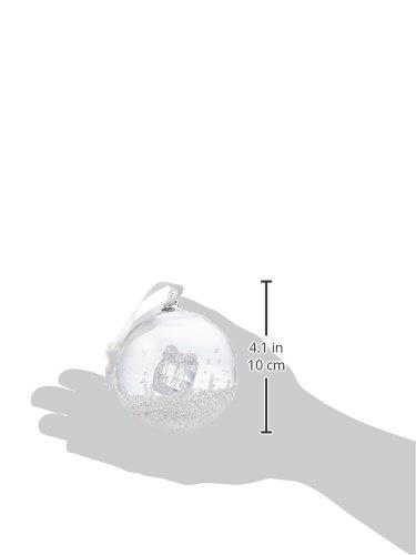 Swarovski Annual Edition 2016 Christmas Ball Ornament, 3-Piece Set by Swarovski (Image #2)