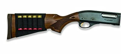 Mossy Oak Hunting Accessories Mossy Oak Buttstock Shotgun Shell and Rifle Cartridge Holder