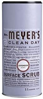 product image for Mrs. Meyers Clean Day Surface Scrub, Lavender, 11oz, 3 Pack