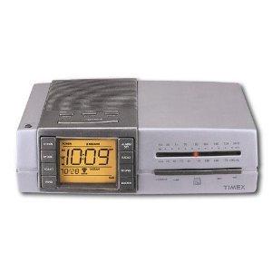 Timex T434S Alarm Clock AM/FM Radio Nature Sounds (Timex Am Fm Clock Radio With Nature Sounds)