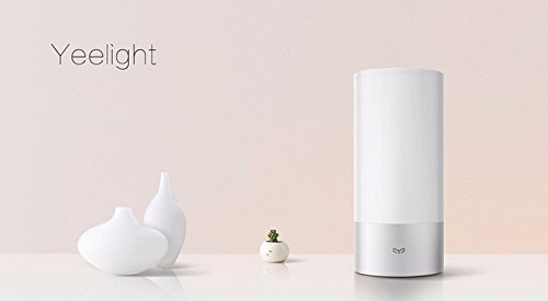 Original Xiaomi Yeelight Lampe De Chevet Interieure Lampes De Nuit A
