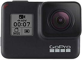 GoPro Hero7 Zwarte waterdichte digitale actiecamera met touchscreen, 4K-HD-video's, 12-MP-foto's, livestreaming...