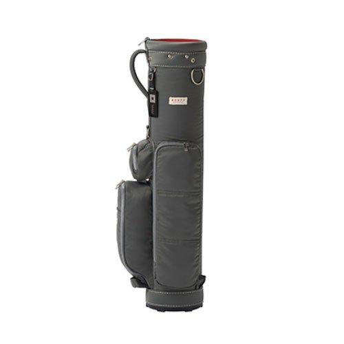 エゴマニア消費褒賞ONOFF(オノフ) キャディーバッグ onoff equipment キャディバッグ 7型 47インチ対応 OB1418-08 グレー 機能:セパレーター、グローブホルダー