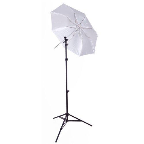 Westcott 2332 43-Inch Collapsible Umbrella Flash Kit (Black/White) by Westcott