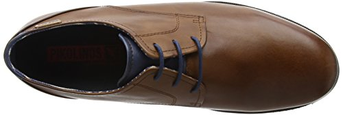 Pikolinos Mens Leon M0k Derbys Brown (cuero)