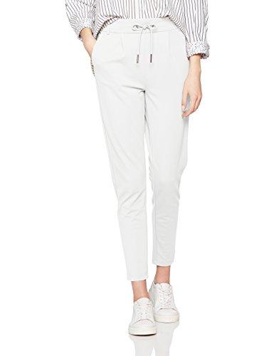 Only Onlpoptrash Easy Colour Pant Pnt Noos, Pantalones para Mujer Blanco (Cloud Dancer)