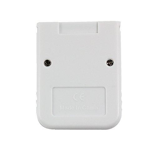tsukama - Tarjeta de Memoria para Nintendo Wii Gamecube GC ...