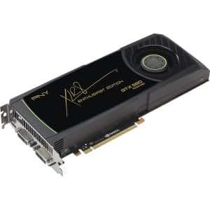 PNY VCGGTX580XPB-LC GeForce GTX 580 Graphic Card - 1 GB DDR3 SDRAM - PCI Express 2.0 - KD7470