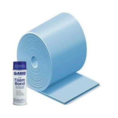 Gladon 15 Foot Round Above Ground Premium Pool Wall Foam Kit : Garden & Outdoor